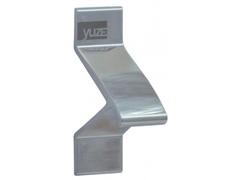 Abridor de Garrafas Polido Yuze Prata
