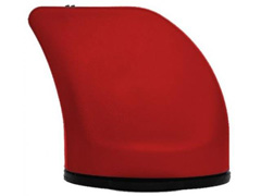Afiador Amolador de Facas Manual Yuze Vermelho - 1