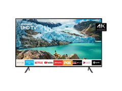 "Smart TV LED 50"" Samsung Ultra HD 4K HDR c/Conv.TV Digital 3 HDMI 2USB - 0"