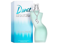 Perfume Feminino Shakira Dance Diamonds Eau de Toilette 80mL - 1