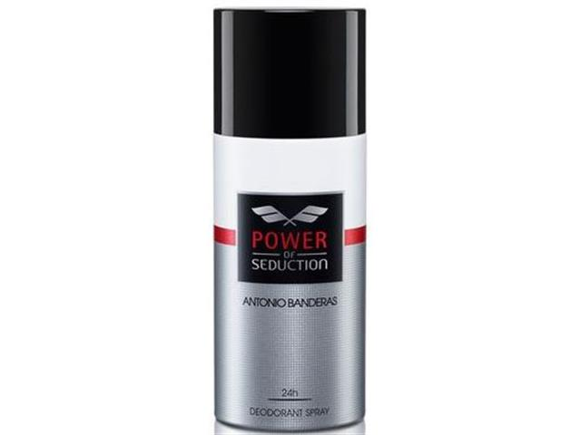 Desodorante Antonio Banderas Power Of Seduction 24H 150mL