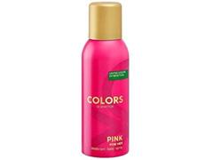Kit Perfume Benetton Colors Pink EDT 80ml + Desodorante 150ml - 2
