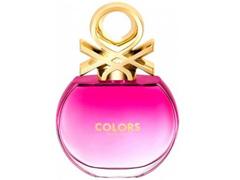 Kit Perfume Benetton Colors Pink EDT 80ml + Desodorante 150ml - 1