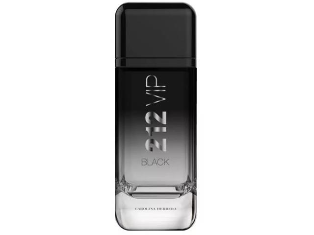 Perfume Masculino 212 VIP Black Carolina Herrera Eau de Parfum 200mL