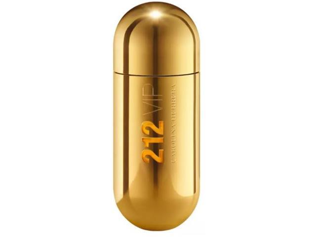 Perfume Feminino 212 VIP Carolina Herrera Eau de Parfum 125mL