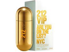 Perfume Feminino 212 VIP Carolina Herrera Eau de Parfum 125mL - 1