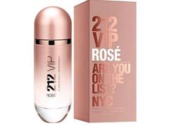 Perfume Feminino 212 VIP Rosé Carolina Herrera Eau de Parfum 125mL - 1