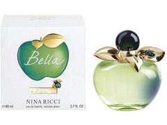 Perfume Feminino Nina Ricci Bella Eau de Toilette 80mL - 1