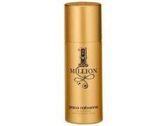Desodorante Spray Masculino 1 Million Desodorant Paco Rabanne 150mL - 0