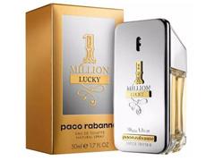 Perfume Masculino 1 Million Lucky Paco Rabanne Eau de Toilette 50mL - 1