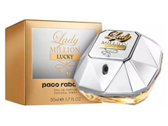Perfume Feminino Lady Million Lucky Paco Rabanne Eau de Parfum 50mL - 1
