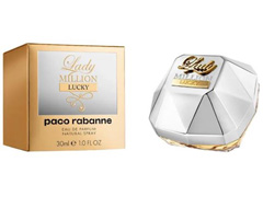Perfume Feminino Lady Million Lucky Paco Rabanne Eau de Parfum 30mL - 1