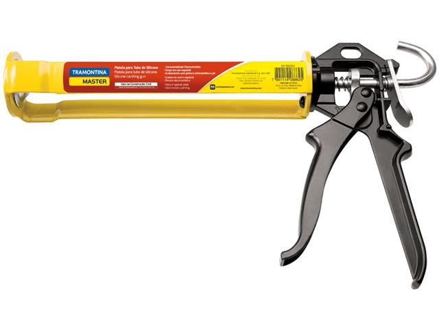 Pistola para Tubo de Silicone Tramontina 280ml