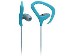 Fone de Ouvido Multilaser Earhook Cabo de Nylon com Microfone Azul - 0