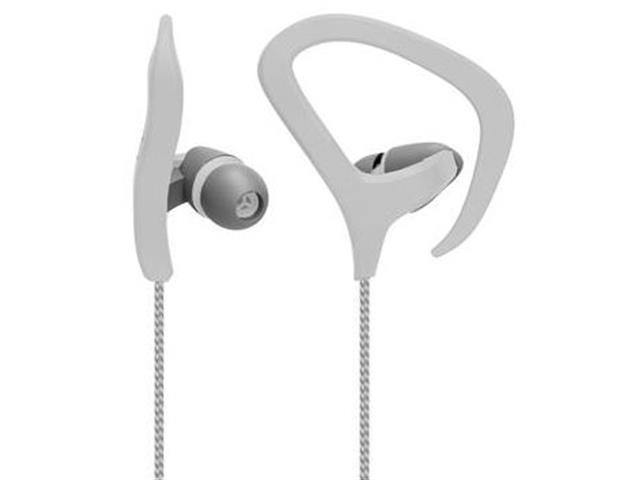 Fone de Ouvido Multilaser Earhook Cabo de Nylon com Microfone Branco