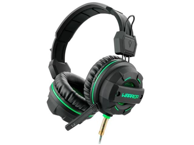 Headphone Gamer Multilaser USB Led Ligth Green