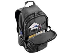 Mochila para Notebook Multilaser Jacquard Preta 15,6'' - 2