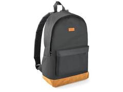 "Mochila para Notebook Multilaser Backpack Preta e Marrom 15.6"""