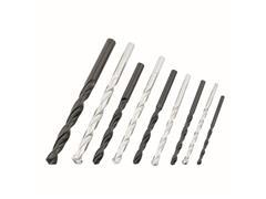Jogo de brocas de aço rápido e concreto 9 peças 15557EP BLACK+DECKER - 2