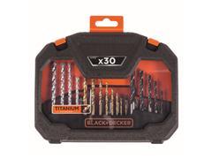 Jogo de Furar Parafusar 30 Peças A7183-XJ BLACK+DECKER - 2