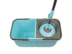 Esfregão Mop Limpeza Prática MOR 8297 com Balde - 3