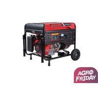 Gerador Kawashima GG6000-ES a gasolina 6,0KW MONO BIVOLT - 0