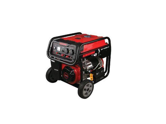 Gerador Kawashima GG10000LX a gasolina 9,0KW mono motor 16hp