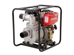 Motobomba Kawashima DW-350 3 motor diesel 6hp 296cc
