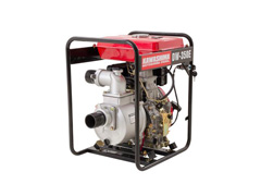 Motobomba Kawashima DW-350E 3 motor diesel 6hp 296cc