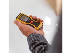 Trena Medidor de Distância Stanley Laser Digital 30Mts - 1