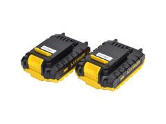 """Parafusadeira de Impacto Brushiless 1/4"""" Stanley com 2 Baterias Bivolt - 2"""