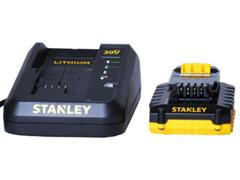 Parafusadeira e Furadeira Stanley 1/2 à Bateria 20V Bivolt - 3