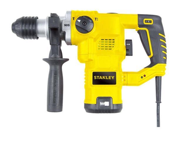 Martelete Perfurador e Rompedor Stanley 3.5J 1250W