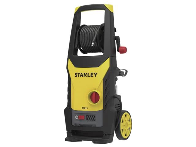 Lavadora de Alta Pressão Profissional Stanley 1595PSI
