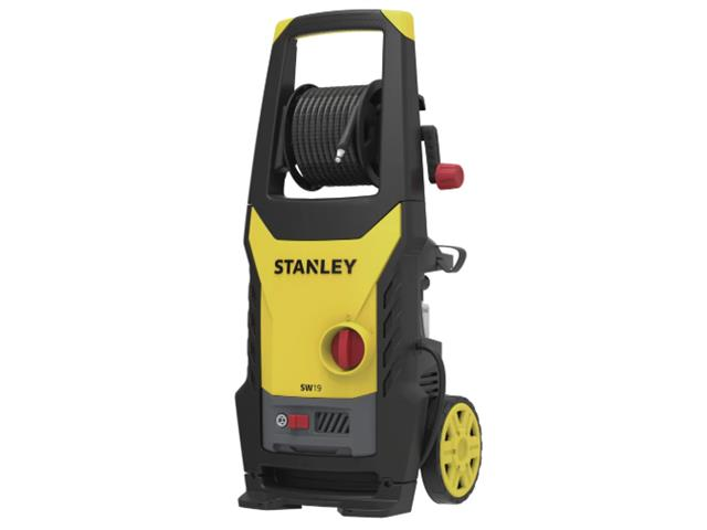 Lavadora de Alta Pressão Profissional Stanley 1885PSI