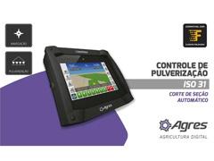 Kit ISO 31 Controle de pulverização 5 seções AGRES
