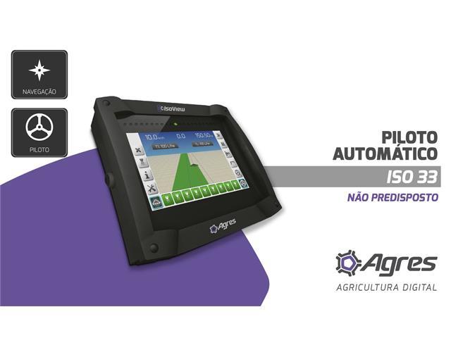 Kit ISO 33 Pil Auto(Máq não predisp c/instal bloco load sensing) AGRES