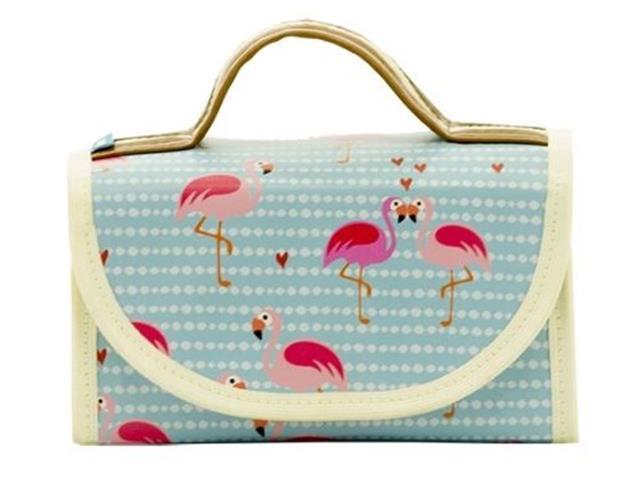 Necessaire Rocambole Mood Flamingo