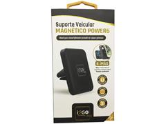 Suporte Veicular i2GO PRO para Smartphone e GPS - 1