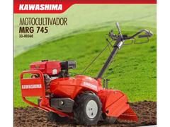 Motocultivador KWS MRG-745  Kawashima 7HP Gasolina