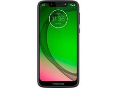"Smartphone Motorola Moto G7 Play 32GB Dual Tela 5.7""Câm 13MP 4G Indigo - 1"