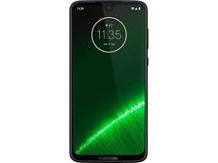 "Smartphone Motorola Moto G7 Plus 64GB Tela 6.3"" Câm 16 + 5MP 4G Indigo - 1"
