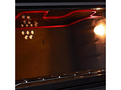 Forno Elétrico de Embutir Decorato 44 Litros Preto - 5