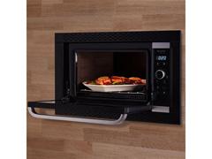 Forno Elétrico Digital de Embutir Decorato Gourmet 44 Lts Preto - 6