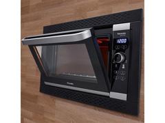 Forno Elétrico Digital de Embutir Decorato Gourmet 44 Lts Preto - 1