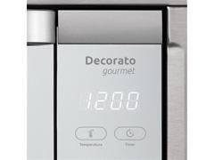 Forno Elétrico Digital de Embutir Decorato Gourmet 44 Lts Inox - 3