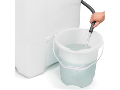 Lavadora Automática Mueller PopMatic Branca 6kg - 6