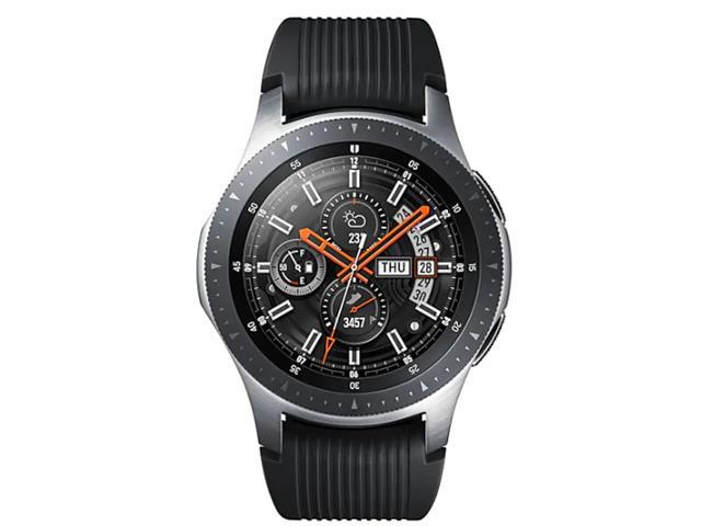 Smartwatch Samsung Galaxy Watch BT 46mm 4GB Prata