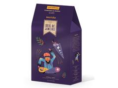 Café Bastião Torrado em Grãos 250g (12 unidades) - 0