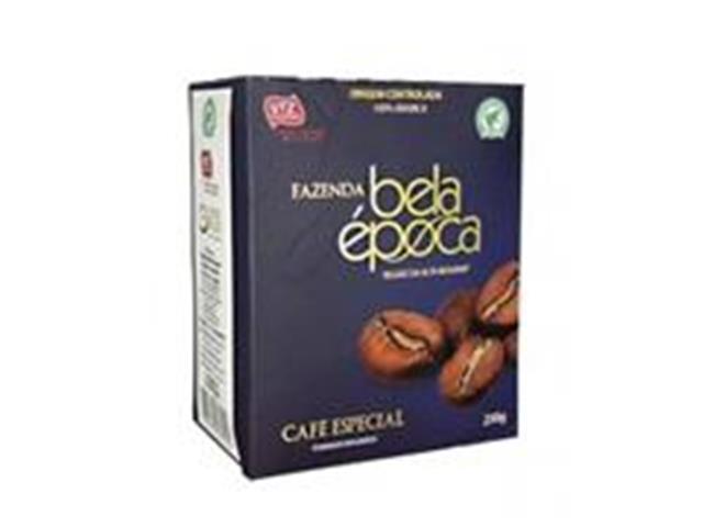Café Especial Bela Época em Grãos 250g (12 unidades)